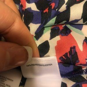 Nine West Tops - Nine West partial button up blouse